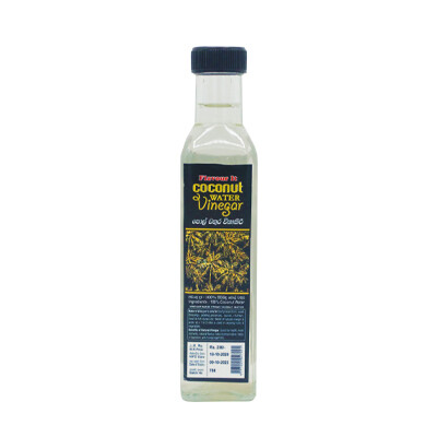 Coconut Water Vinegar 250ml