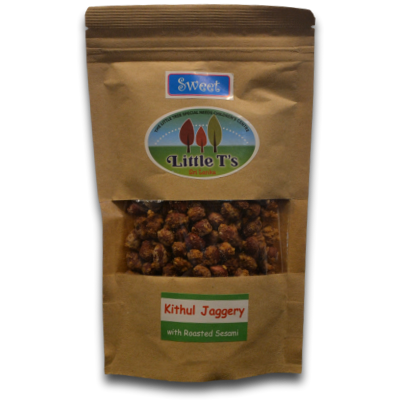 Kithul Jaggery Peanuts 100g