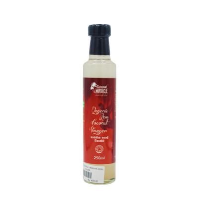 Organic Coconut Vinegar 250ml