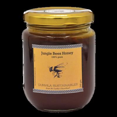 Dunuvila Jungle Bees Honey 260g