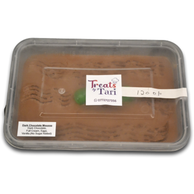 Chocolate Mousse Family Pack (Serves 6)