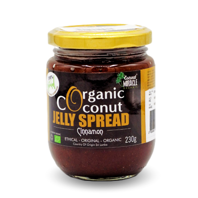 Coconut Jelly Spread 230g