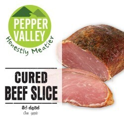 Cured Beef Slices 200g