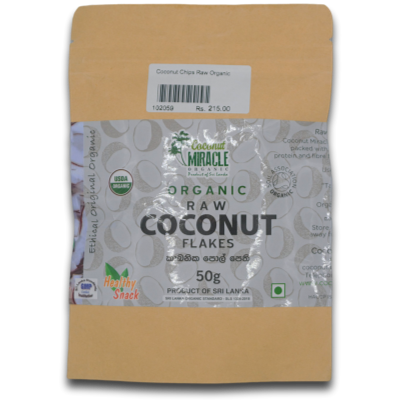 Coconut Chips 50g