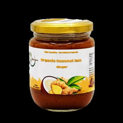 Coconut Ginger Jam 200g