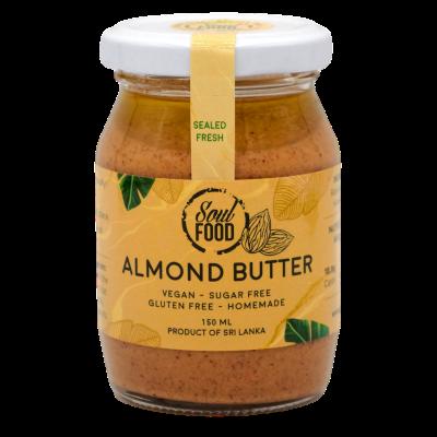 Almond Butter 150ml