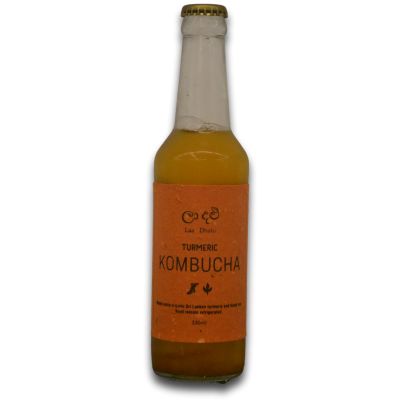 Kombucha Turmeric