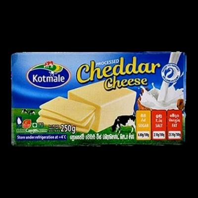 Kotmale Cheddar Cheese 250g
