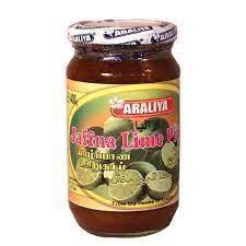 Araliya Jaffna Lime Pickle 400g
