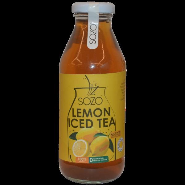 Sozo Peach & Mango Iced Tea