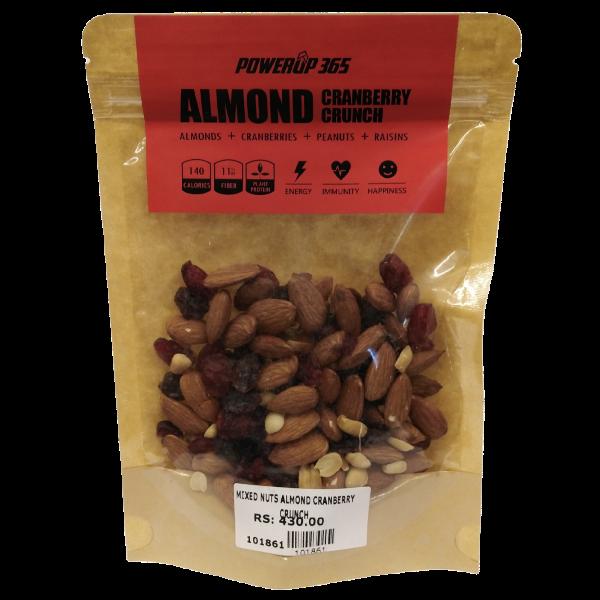 Almond Cranberry Crunch