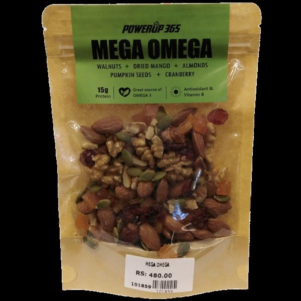 Mega Omega (Fruit & Nut mix)