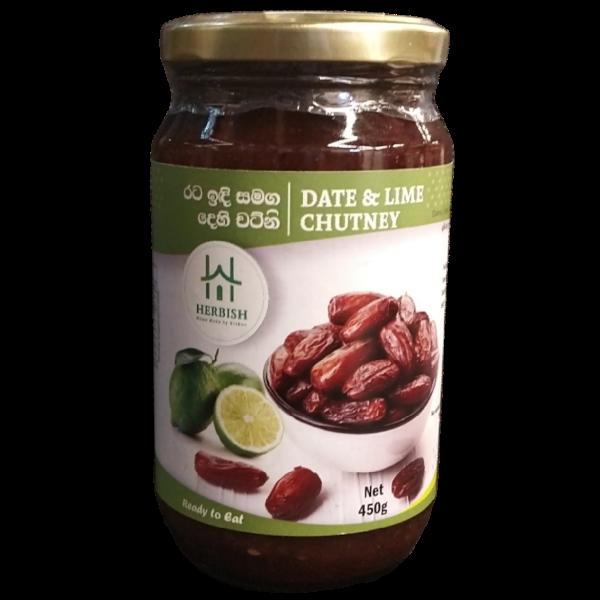 Date & Lime Chutney