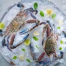 Fresh Harvest Blue Swimmer Crabs 1kg