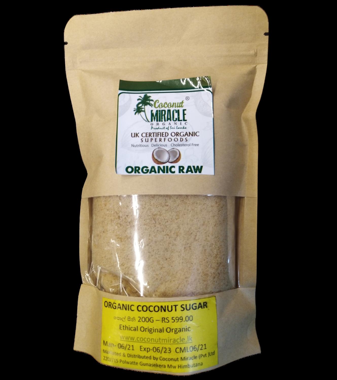Coconut Sugar 200g