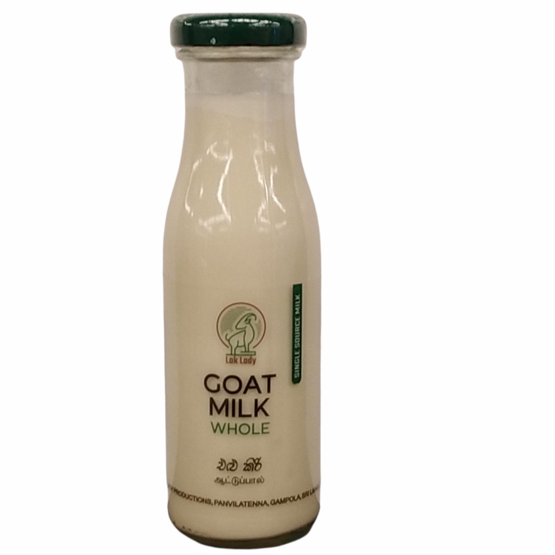Goat Milk 200ml
