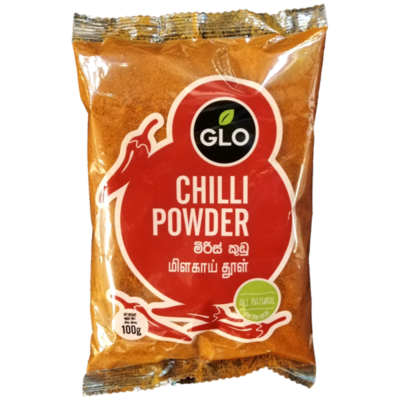 GLO Chilli Powder 100g