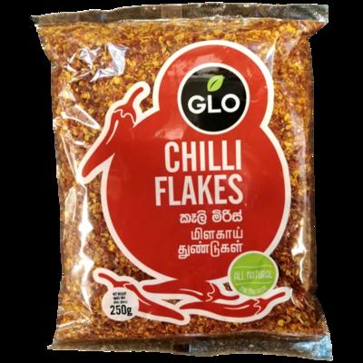 GLO Chilli Flakes 250g