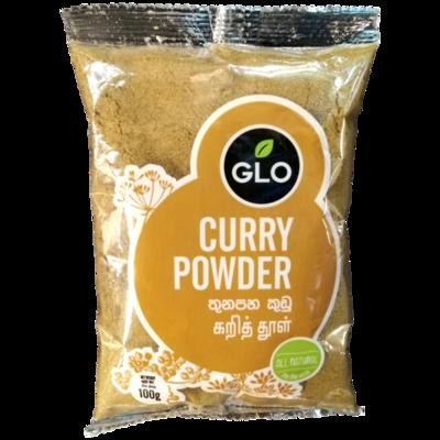GLO Raw Curry Powder 100g