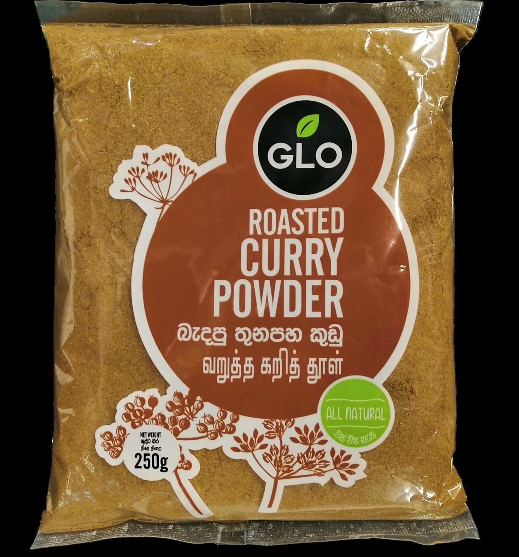 GLO roasted curry powder 250g