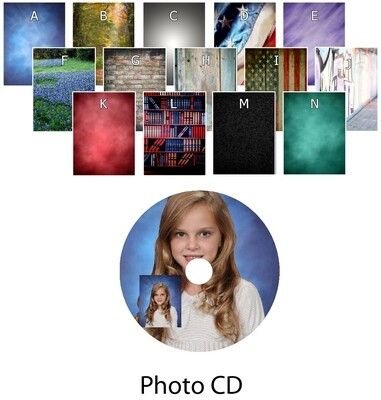 Photo CD Fall Package