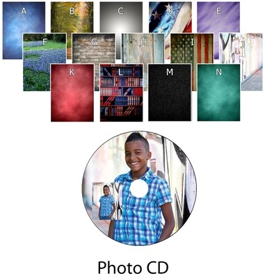 Photo CD Spring Package