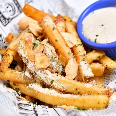 Redpoint Taproom Garlic Fries