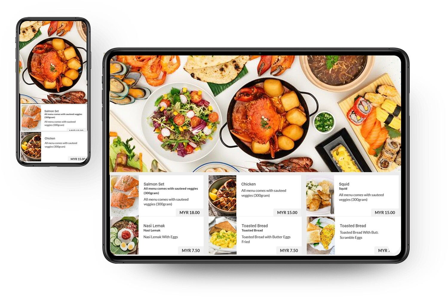 24-7 Risto Online Food Ordering System