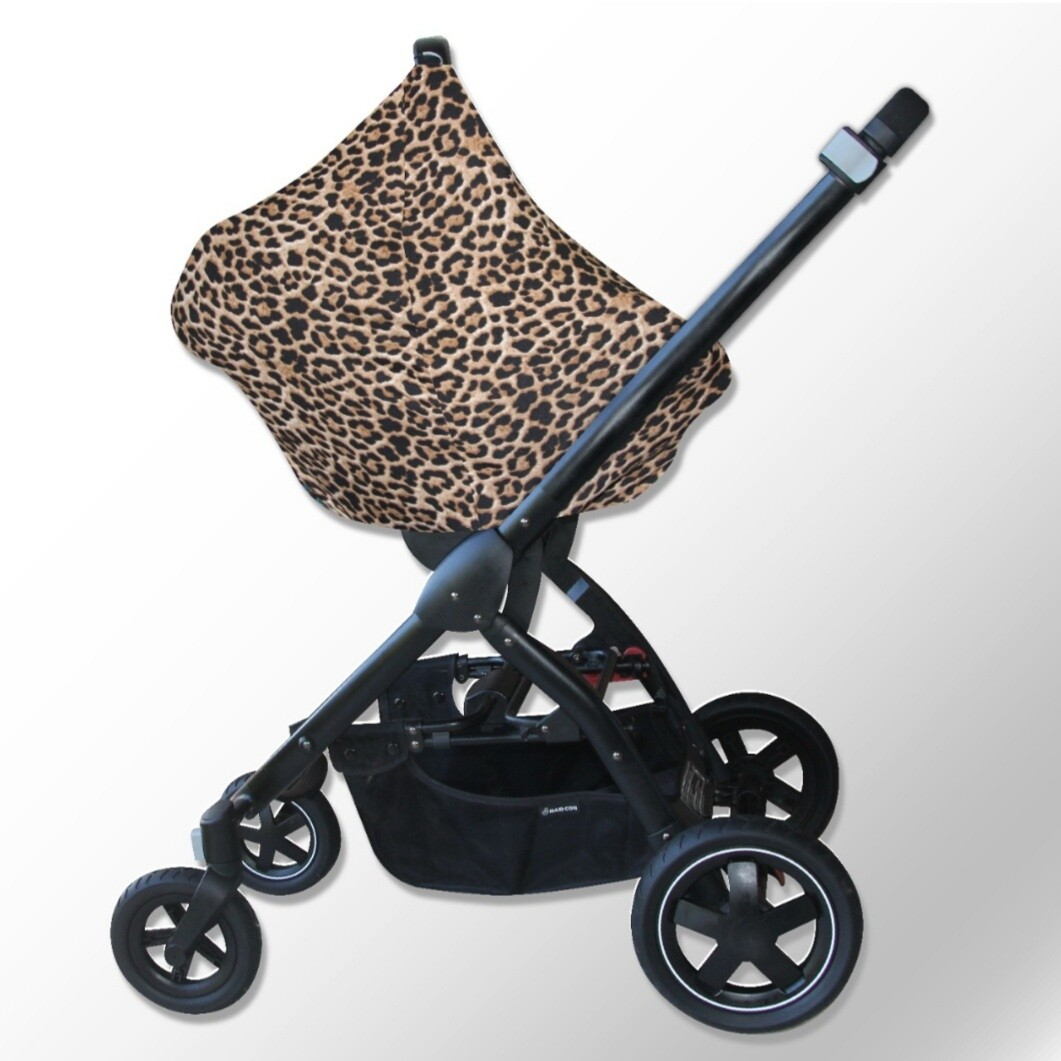 Leopard Multifunctional Cover