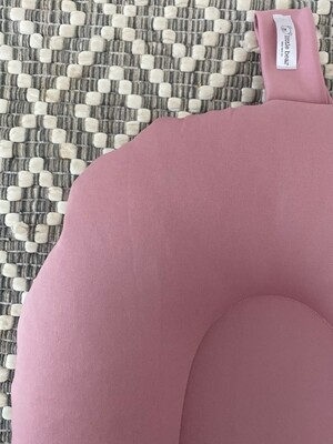 Dusty Pink baby bath lilo