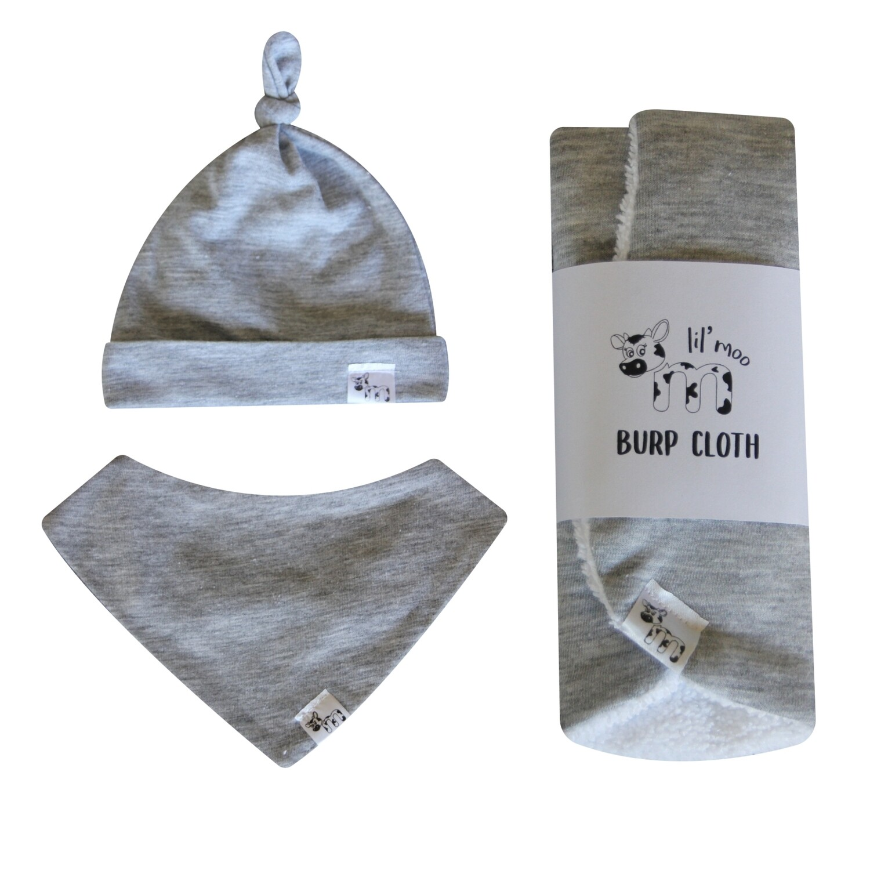 Grey Newborn Set