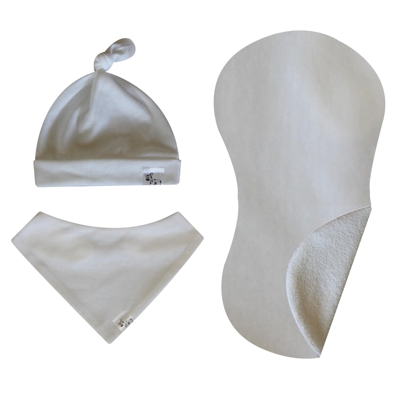 Pure White Newborn Set