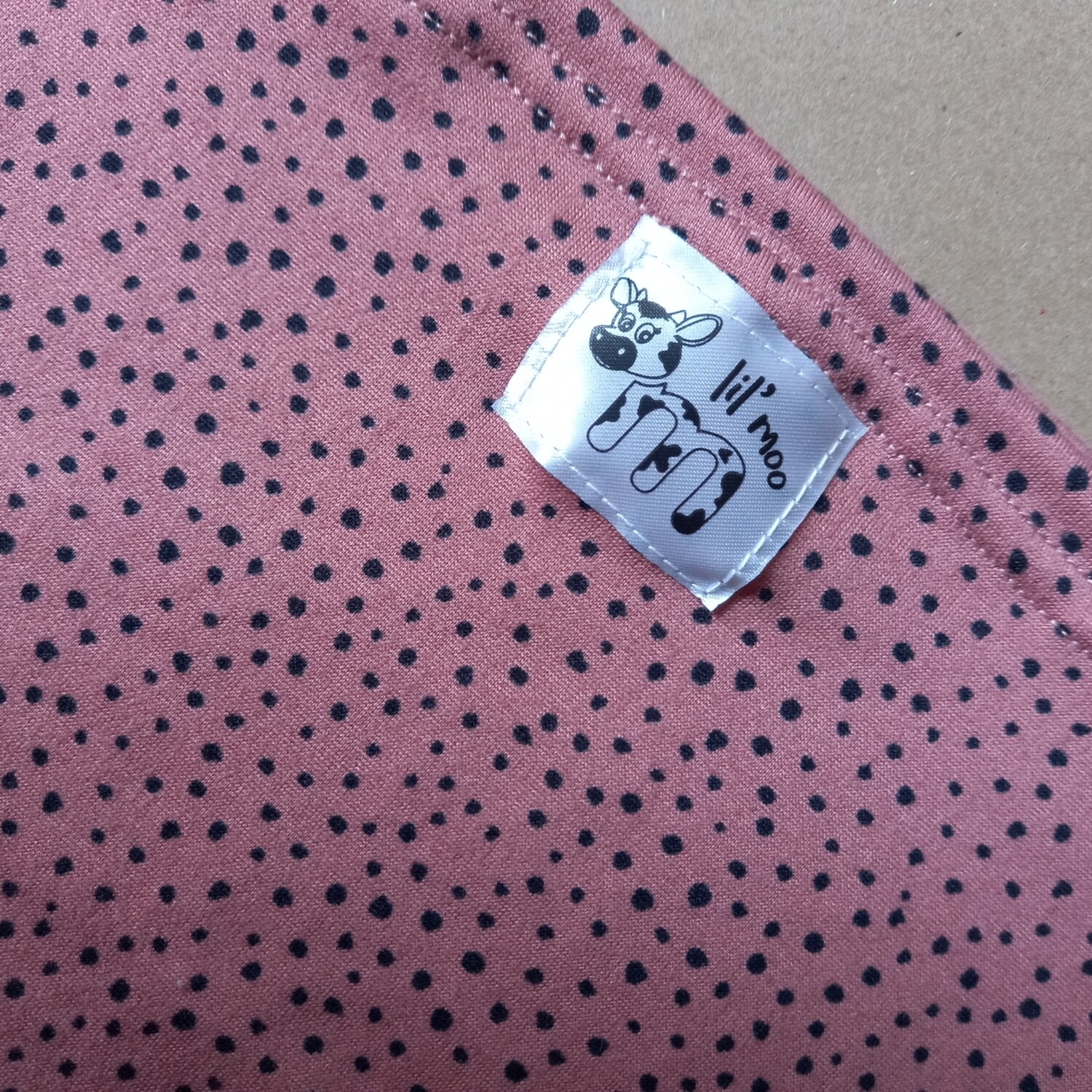 Pink Spot Multifunctional Cover