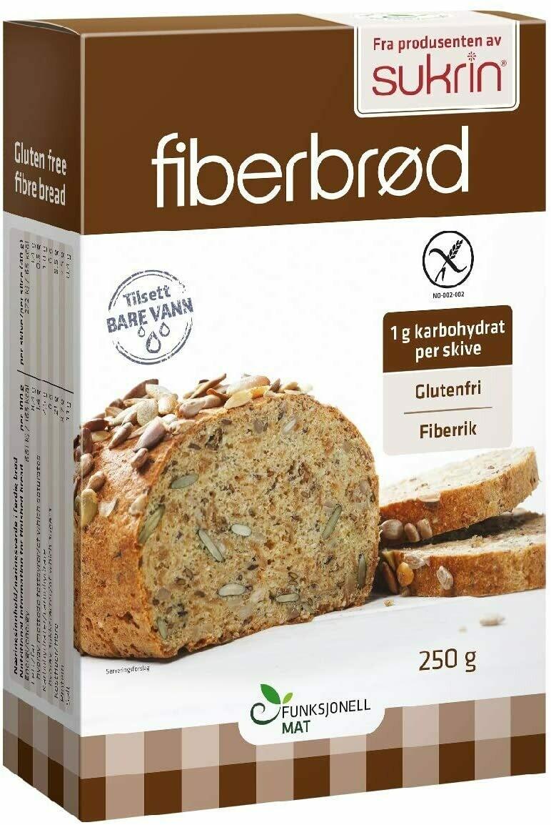 Broodmix sukrin