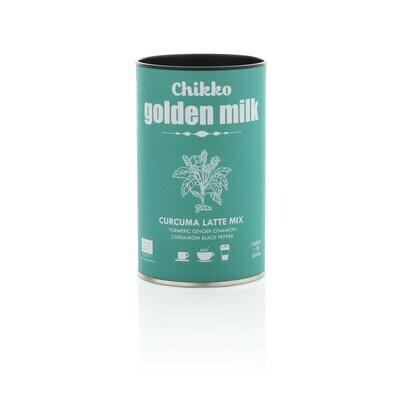 Golden Milk Chikko