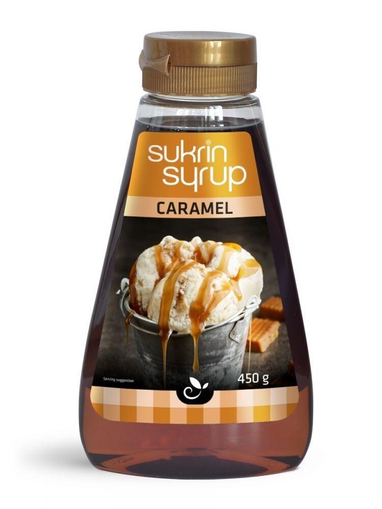 Caramel siroop Sukrin