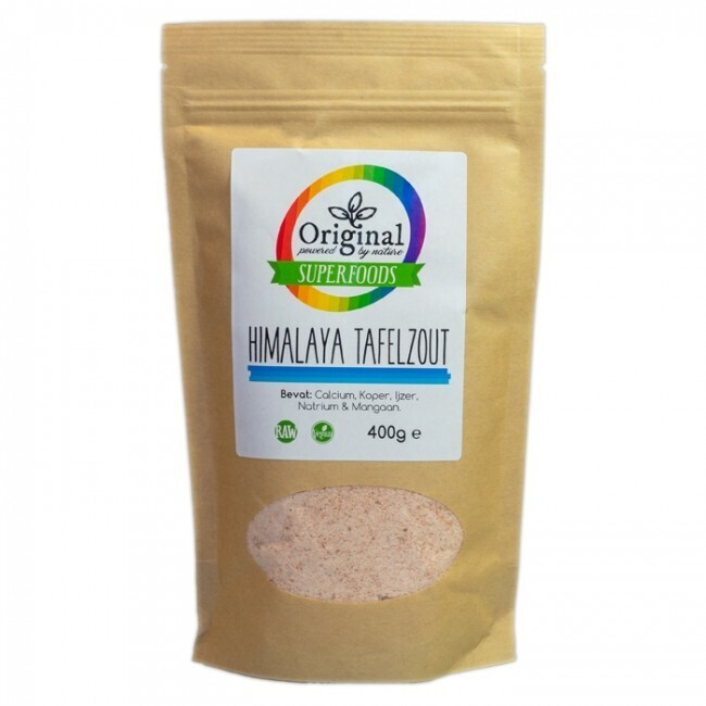 Himalaya zout, 400 gr