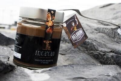 Hazelnoot Chocolade smeerpasta