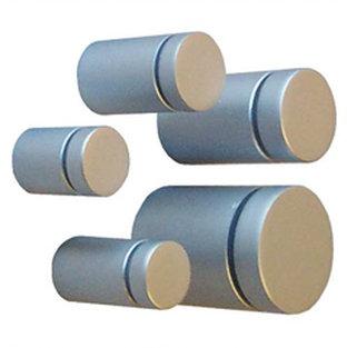 Regular Anodised Aluminium Fixing (Pack of 4)