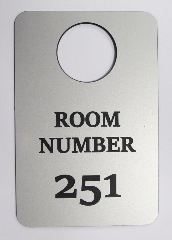 1.5mm engraved laminate 100 x 25mm labels ( From €2.66 each)