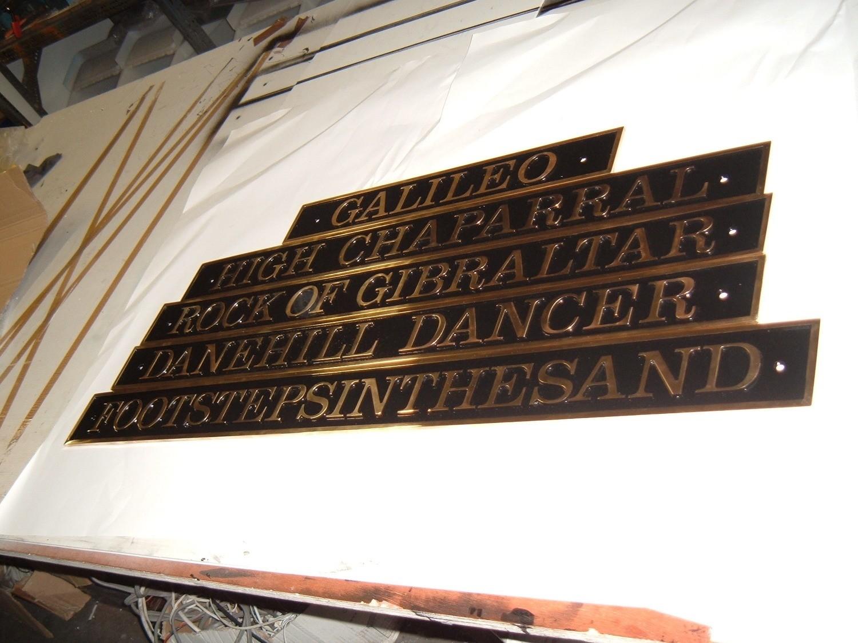 200 x 300mm Heritage Zinc Cast Nameplate