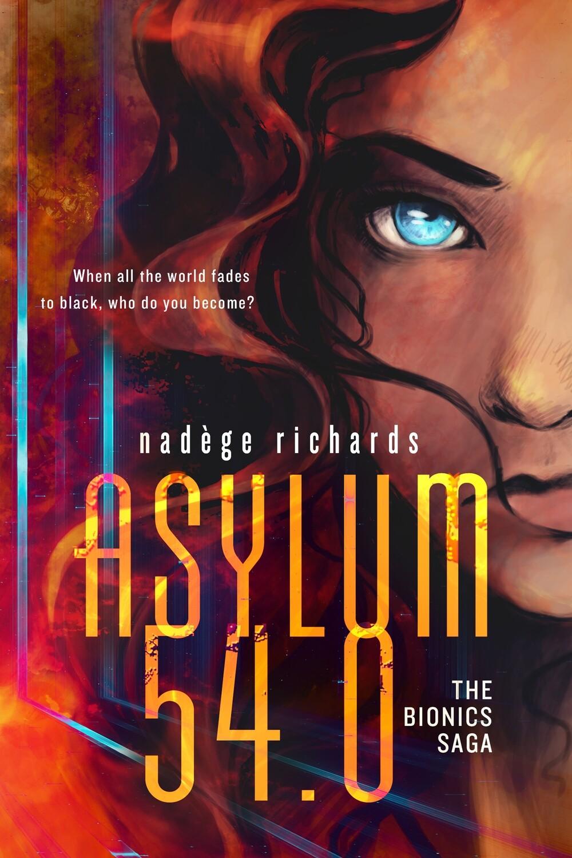 Asylum 54.0 Paperback (Signed)