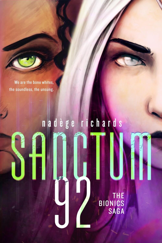 Sanctum 92 Paperback (Signed)