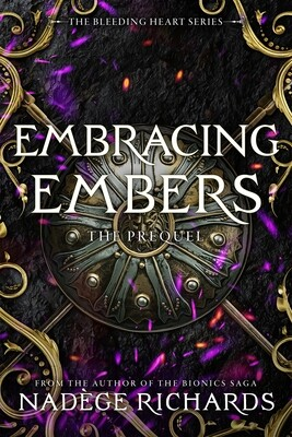 Embracing Embers Paperback (Signed)