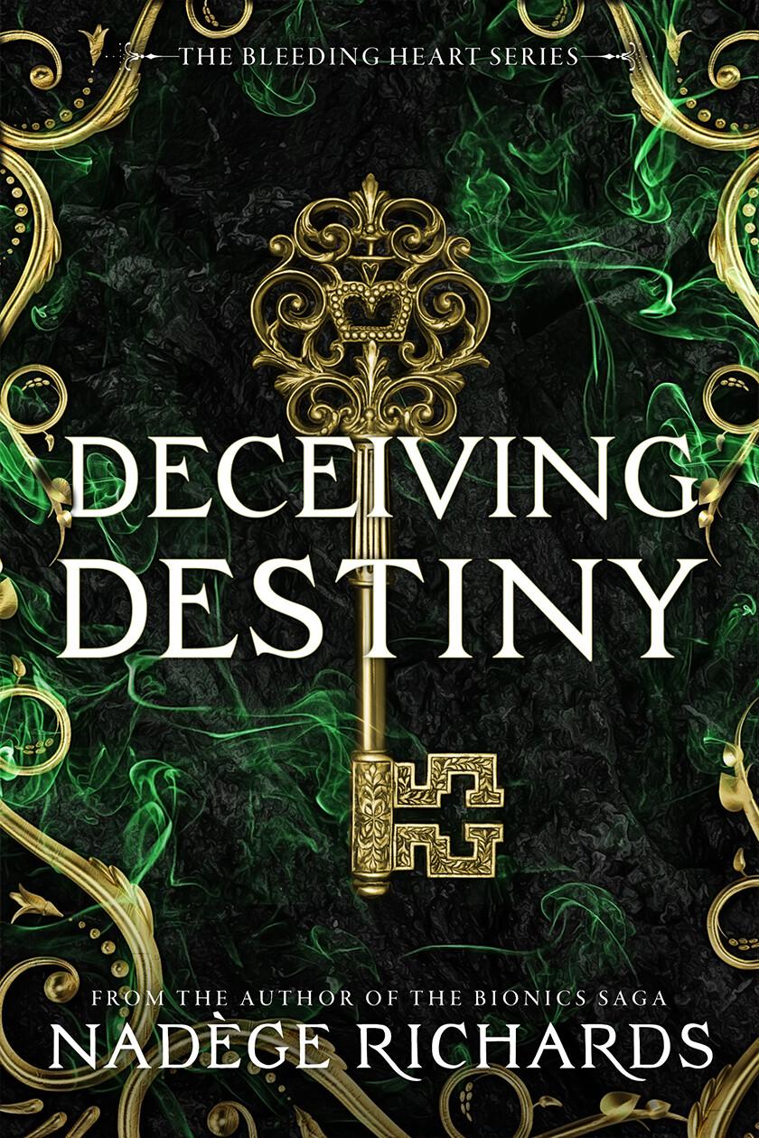 Deceiving Destiny Paperback (Signed)