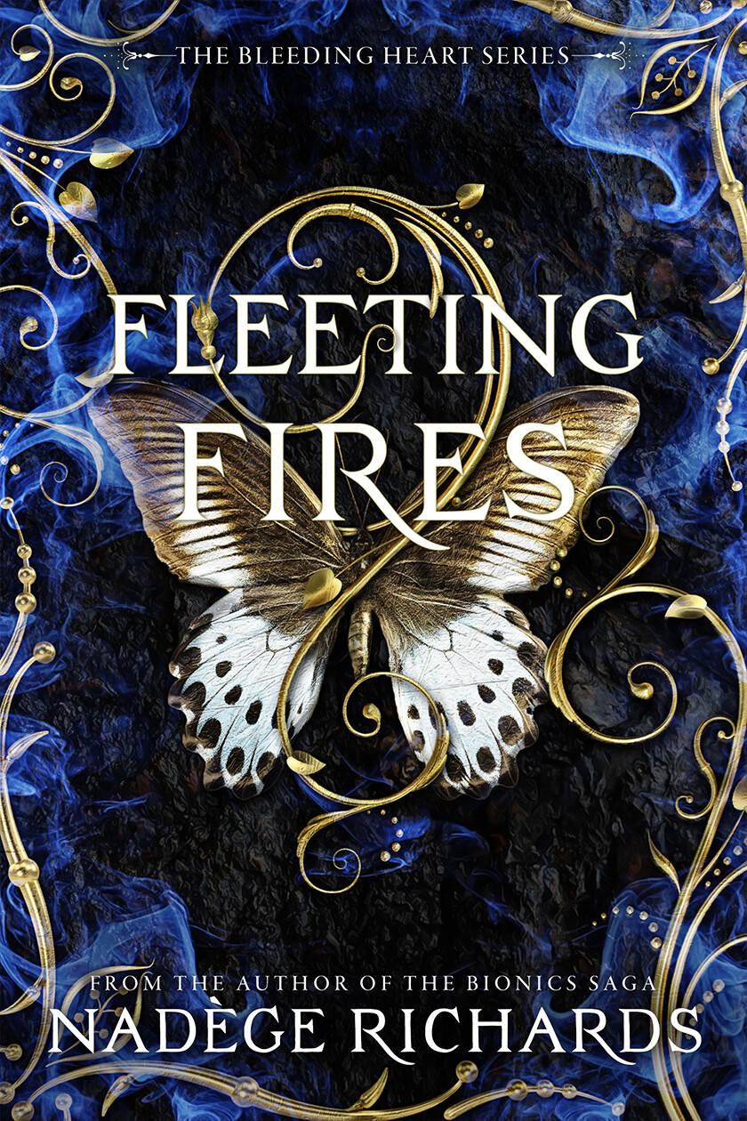 Fleeting Fires Paperback (Signed)