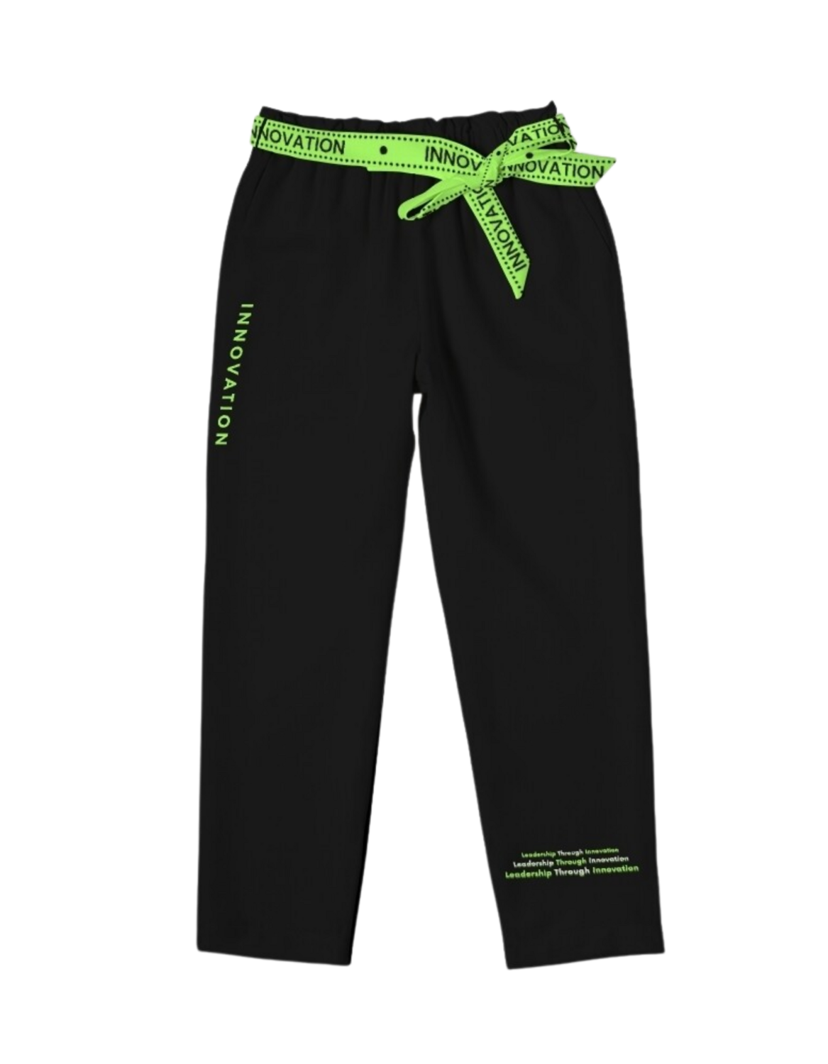 Belted Tapered Pants (2000 iBucks)