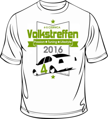 KOSZULKA Volkstreffen 2016