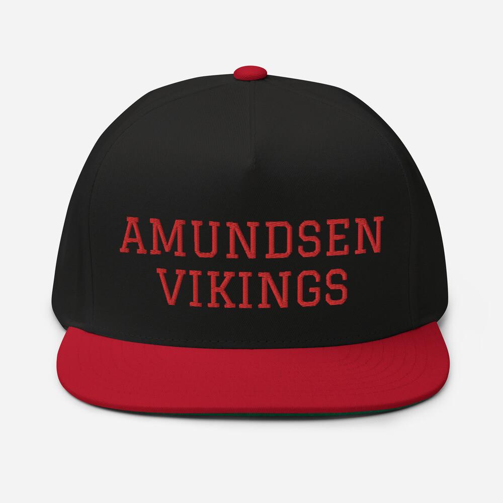 Amundsen Snapback - Red