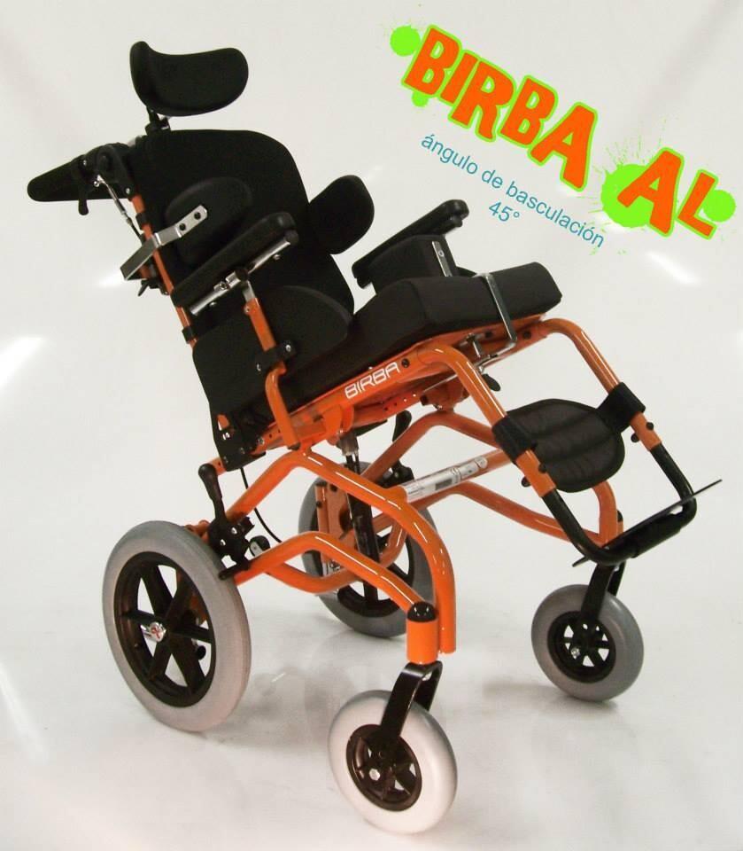 Modelo Birba- Para niños (origen: Italia)
